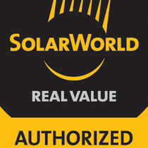 SolarWorld Authorized Dealer