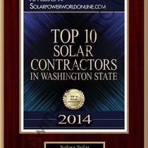 Top 10 Solar Contractor in WA