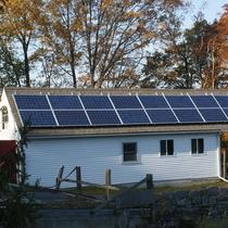 4 kw Photovoltaic Array