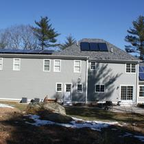 7 kw Pv array & Solar Hot Water