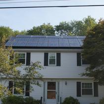 6 kw Photovoltaic Array