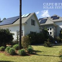 St. James, NC Solar Installation