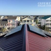 Holden Beach, NC Solar Installation