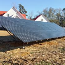 36 LG Panel Ground Mount - Ridgeville, SC