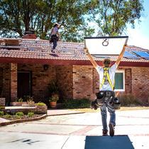 Retrofit Energy Solar Installation