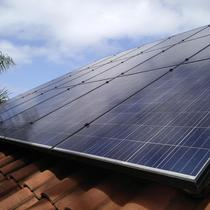 Retrofit Energy Completed Solar Installation
