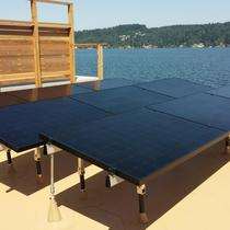 SunPower Modules on Flat Roof in Seattle