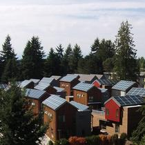 Solar Powered Grow Community on Bainbridge Island