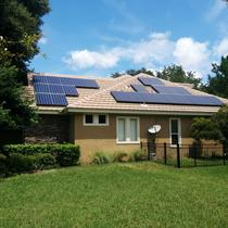 Residential PV Installation