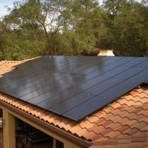 Custom Homes Solar - Serrano