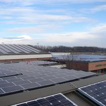Solar everywhere at Ansonia Local Schools, OH