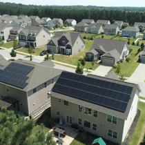 Solar neighborhood in South Carolina