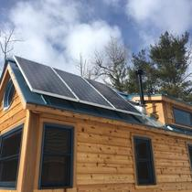 Off-Grid System on Tiny Home