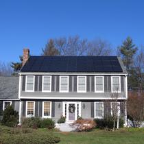 Solarize Hopkinton Installation