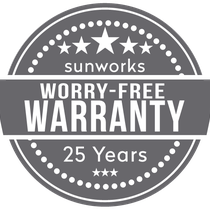 25 Year Worry-Free-Warranty