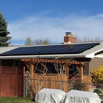 Residential Solar Panels in Barclay, Nevada installed by SUNworks - Nevada