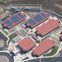 El Dorado Hills High School Solar Project