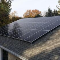 34 kW Roof Mounted System Southern Indiana