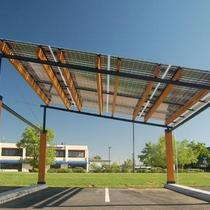 Parking Shade Structure