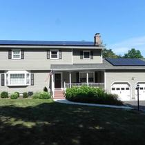 10.8KW system using LG panels, Ironridge racking and Enphase microinverters.