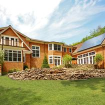 Our Sunpower Intelegant-Award winning Installation in Westport, CT