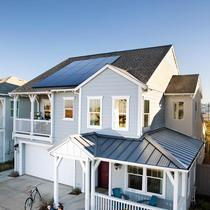 Solar savings without sacrificing your curb appeal.