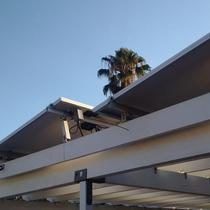 Custom 9kW Solar Patio Trellis with Microinverters (Sherwood Forest, CA)