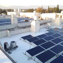 Solar @ 90-unit Apartment Complex in San Fernando Valley