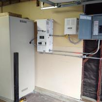 Custom Whole House Backup and Energy Storage