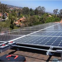 8.9kW residential installation in North SD County
