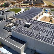 Inspire Elementary Rooftop PV