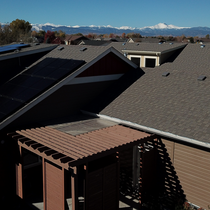 Longmont, CO Residential Rooftop PV