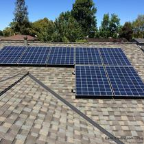 How many solar panels will you need? -2016, San Jose, CA. Hanwha Q-Cell solar panels. SolarEdge inverter and optimizers.
