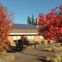 Camano Center, funded by SnoPUD Planet Power grant.