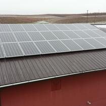 Winery in Walla Walla goes solar. 2014.