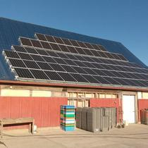 25 KW Rents Due Ranch - organic farm