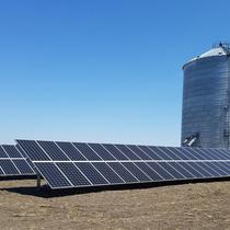 Agricultural ground array