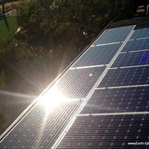 San Jose solar installation of 6kW