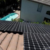 Solar install in Santa Cruz, CA