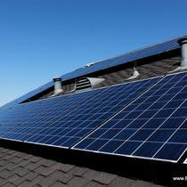 Campell, CA solar installation 4kW