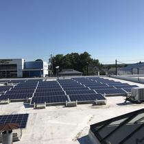 Flat Roof Installs
