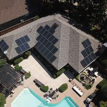 Roof top solar in Mesquite