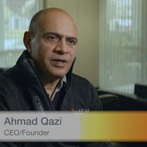 Ahmad Qazi - CEO of Soleeva Energy