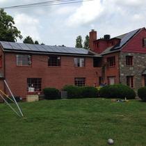 Solar installation Montgomery County