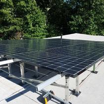 Customed raised roof
