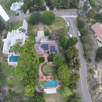 Rancho Santa Fe Overhead Look