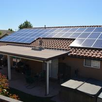 Residential Roof Solar
