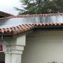 Commercial Tile Solar Installation