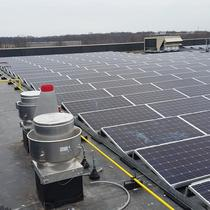 364 KW Flat Roof