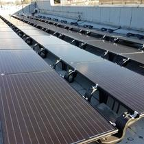 commercial ballast install (silfab)
